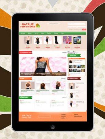 Сайт для Одежды